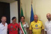 Il Vice Sindaco Daniela Lucernoni incontra Alessandro Bellière e Pasquale Trabucco