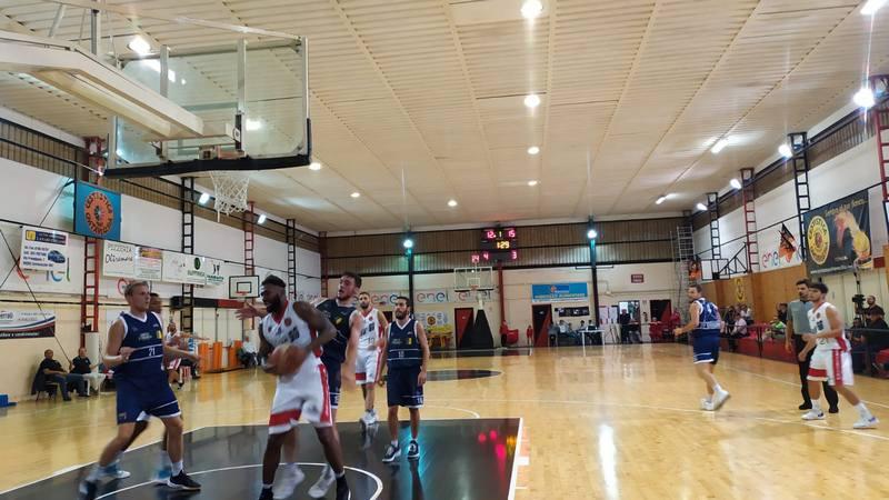 Basket, Pebole e gli arbitri condannano la Ste.Mar 90