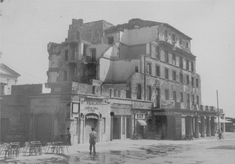 Le manifestazioni per il 76° anniversario del 1° bombardamento su Civitavecchia