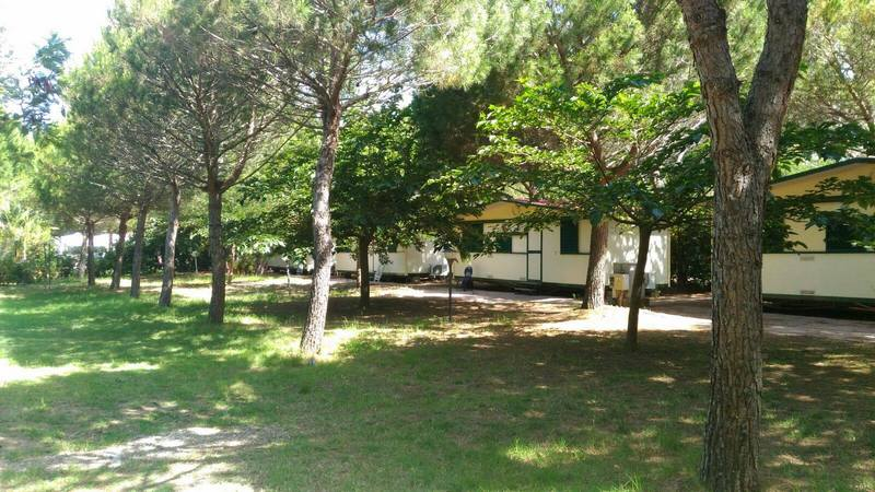 Camping Traiano, Tedesco: