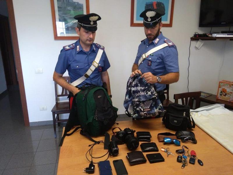 Carabinieri, due arresti e una denuncia dai controlli lungo il litorale