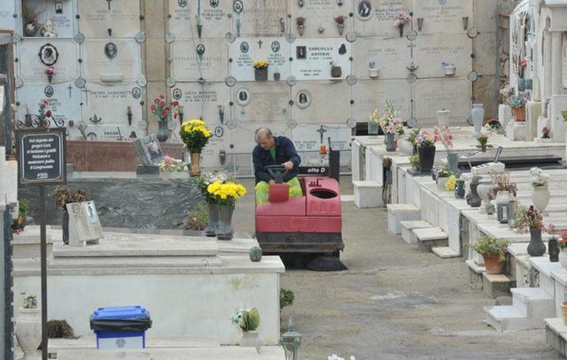CSP, servizi cimiteriali: avvio riscossi luci votive per il 2020