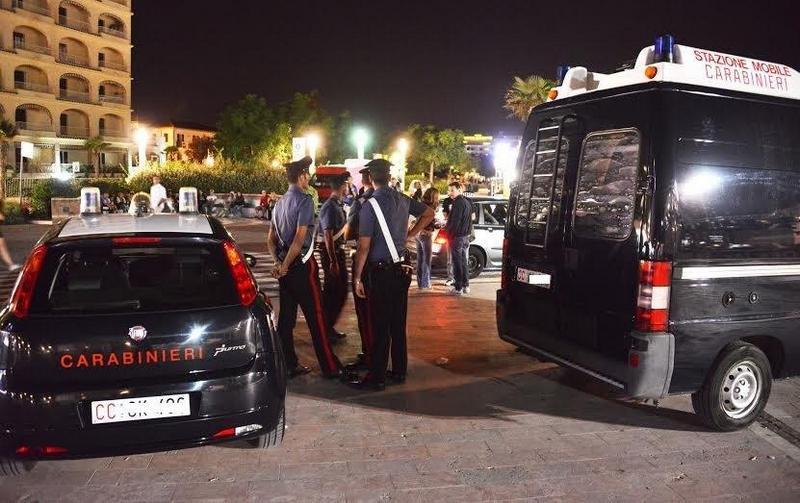 Baby spacciatore arrestato dai Carabinieri
