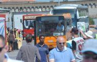 Porto, stato di agitazione degli autisti impiegati per il navettamento