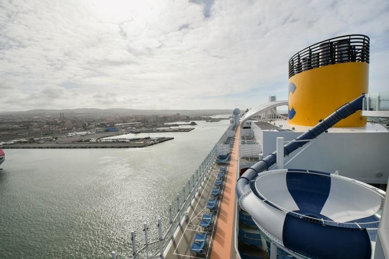 Crociere, Costa riparte da Smeralda, nave simbolo del Covid. E a settembre arrivano i norvegesi