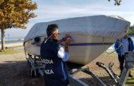 Ormeggi abusivi, la Gdf interviene al lago di Bolsena