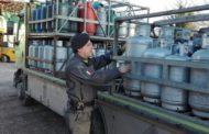 Gdf, sequestrate oltre 45 tonnellate di Gpl