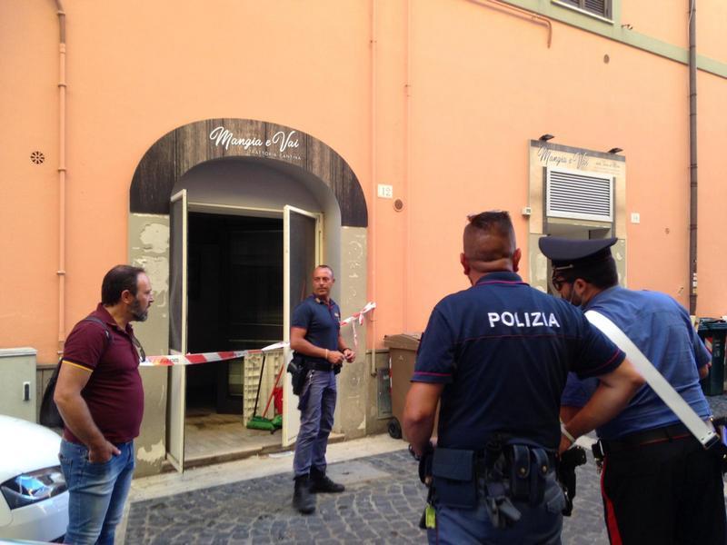 Incendio al locale al Ghetto, arrestato l'ex proprietario