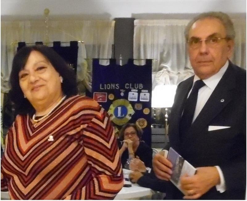 Ferranti nominata presidente del Lions Club