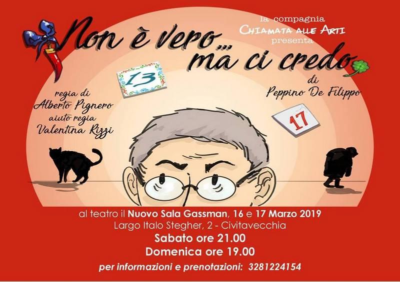 La commedia di Peppino De Filippo torna al Sala Gassman