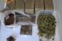 Droga nascosta in casa, la Polizia arresta un 22enne