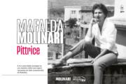 Una mostra per ricordare la Mafalda Molinari artista