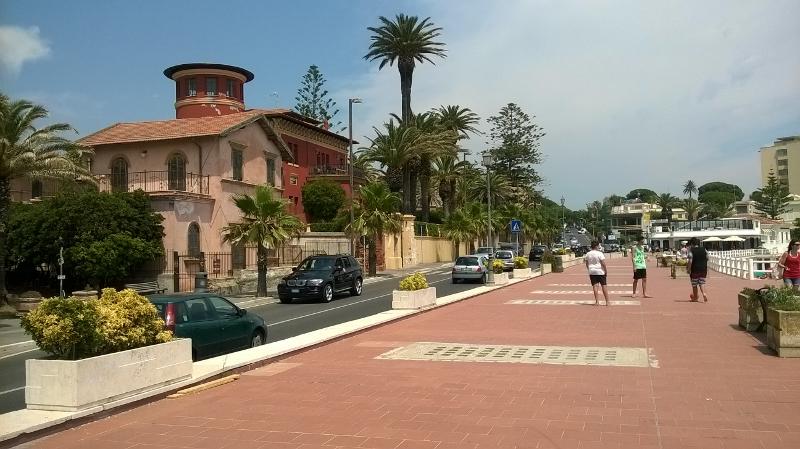 Santa Marinella, parte la sanificazione delle strade