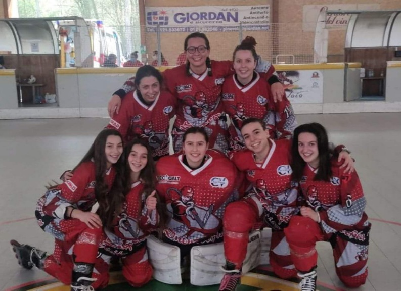 Hockey, in Piemonte vige la legge delle Sniperine