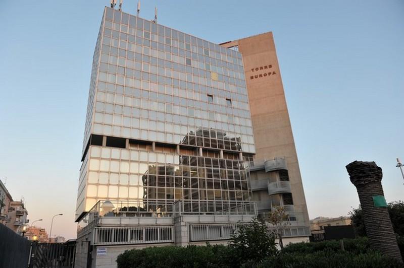 Cadavere ritrovato dalla Polizia a Torre Europa
