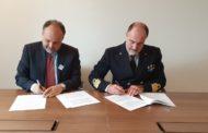 Siglato accordo tra la Guardia Costiera del Lazio e Ambiente Mare Italia (AMI)