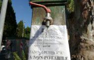 Acqua, non potabilità da San Liborio a Boccelle alta