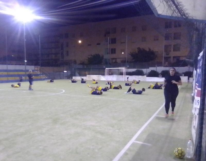 Calcio a 5, ancora casa a San Liborio per l'Atletico Tirrena
