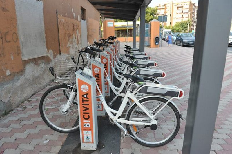 Cercasi gestore per il bike sharing