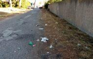Iniziate le operazioni di sfalcio e pulizia a Borgata Aurelia