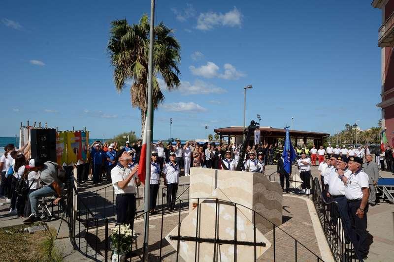 Civitavecchia ricorda i Caduti del Mare