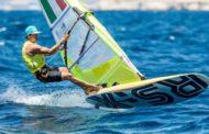 Windsurf, test event Tokyo: sale Camboni, scende Benedetti