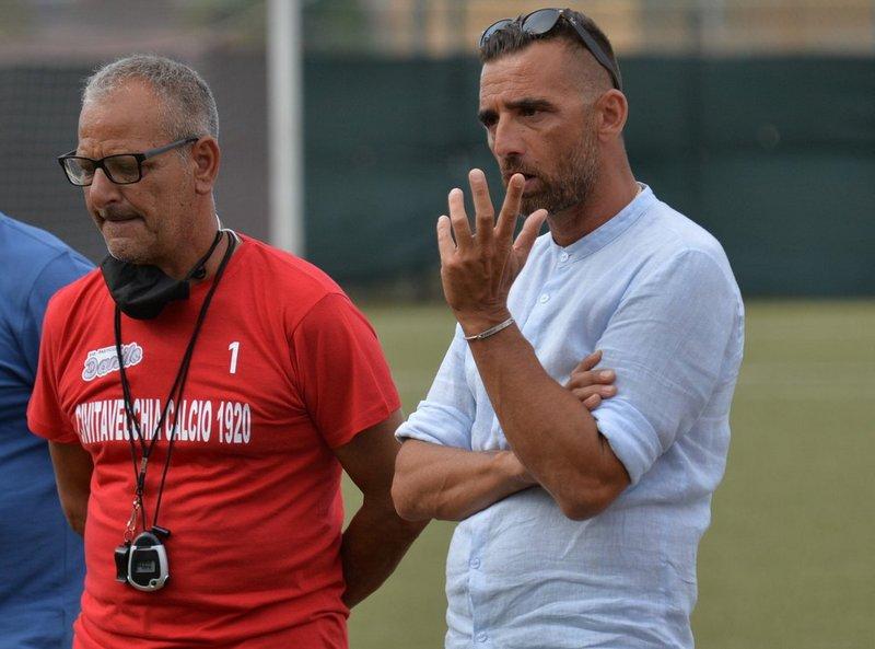 Calcio a porte chiuse, Civitavecchia: