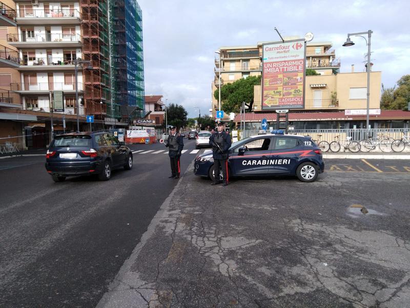 Resistenza a pubblico ufficiale, i Carabinieri arrestano esagitato