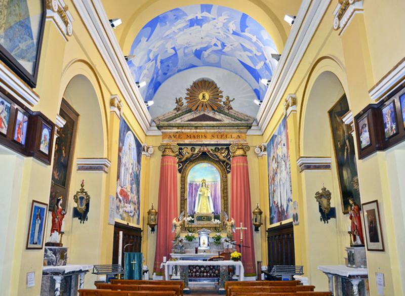 Martedì alla Chiesa della Stella cerimonia per i candelabri restaurati