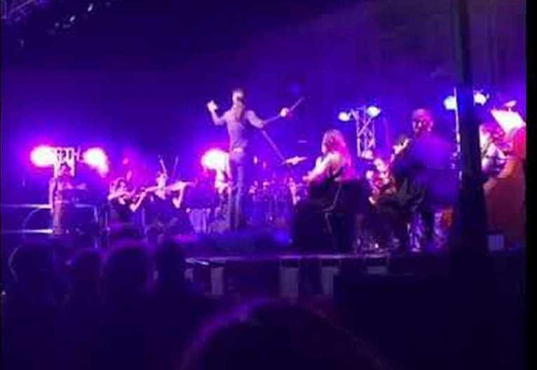 Successo del concerto del Maestro Gabriele Ciampi al Forte