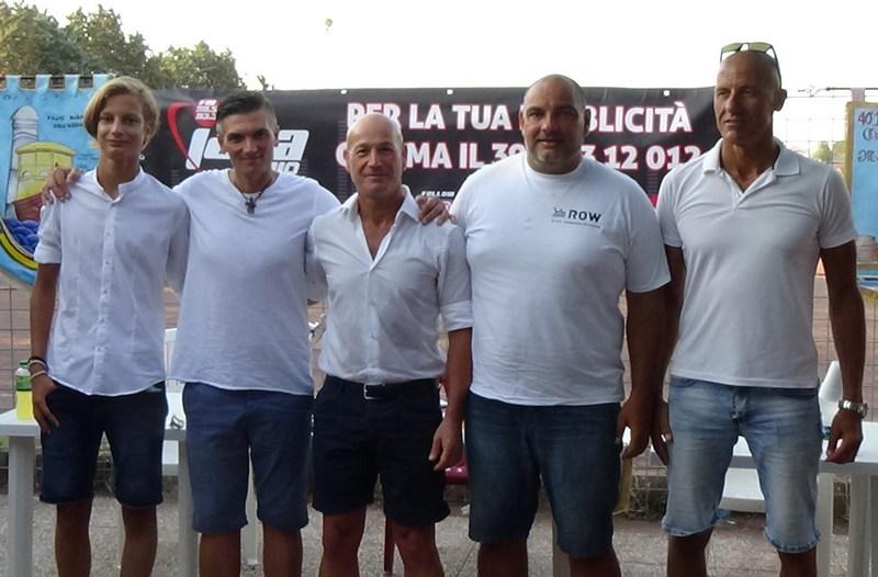 Canottaggio, la Civitaremo debutta a Pescara