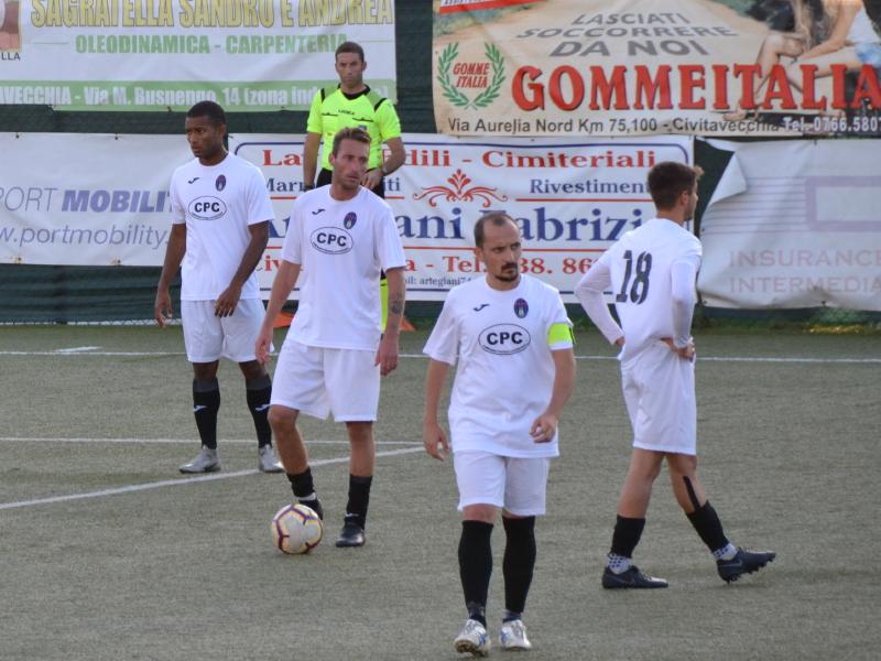 Calcio, primo ko casalingo per il Civitavecchia