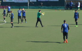 Calcio, il Civitavecchia ritrova il sorriso con l'Unipomezia