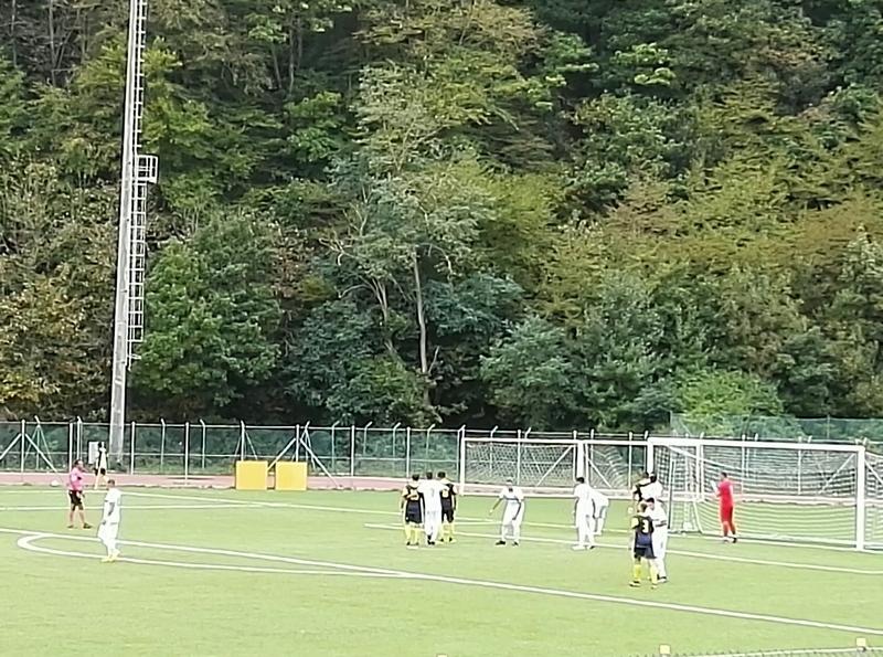 Calcio, il Civitavecchia senza Rocchetti crolla con la Boreale