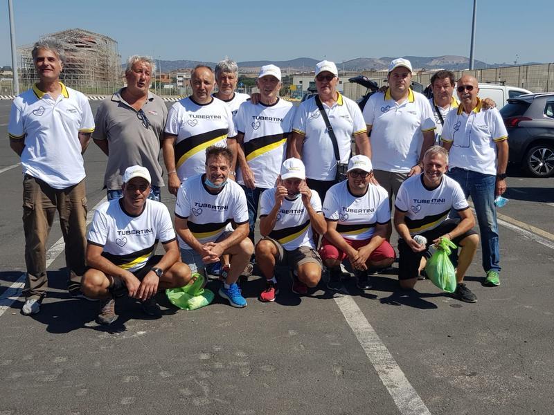 Pesca, Coppari campione provinciale