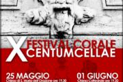 Al via la 10^ edizione del Festival Corale Centumcellae