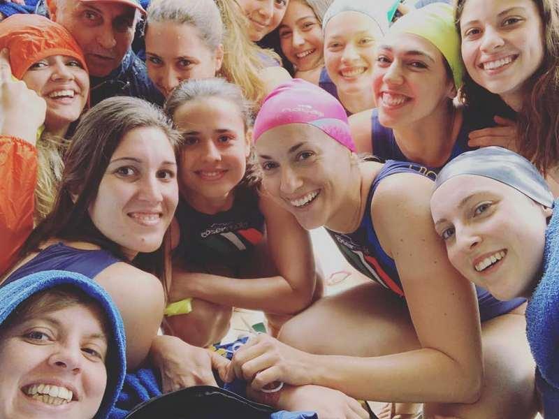 Pallanuoto, Snc: lavori in corso per la pallanuoto femminile