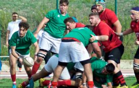 Rugby, il Crc vince a tempo scaduto