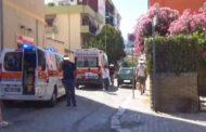 Dramma in via Fratelli Cervi, muore anziana colta da malore