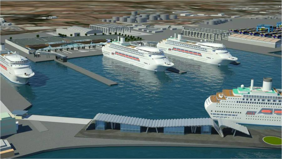 Tre colossi per la gestione della Darsena Traghetti