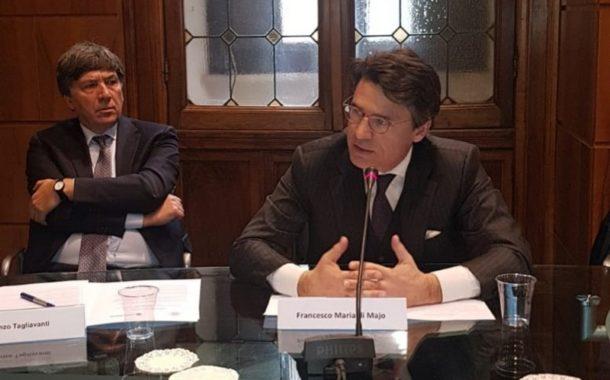 """Accordo Car-Mercabarna, Di Majo: """"Auspico di poterne recepire i contenuti in un imminente Protocollo d'Intesa"""""""