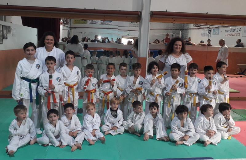 Karate, la Meiji Kan spegne 42 candeline