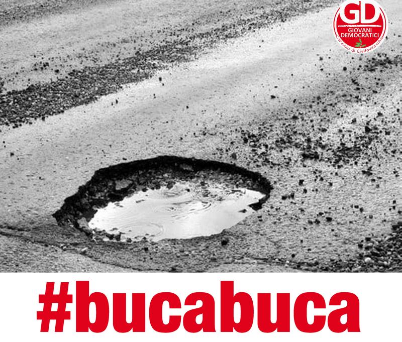 I Giovani Democratici lanciano l'iniziativa #bucabuca