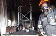Santa Marinella, fiamme in un appartamento