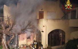 Altro incendio a Santa Marinella