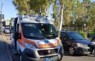 Incidente a San Gordiano, donna investita da un'auto