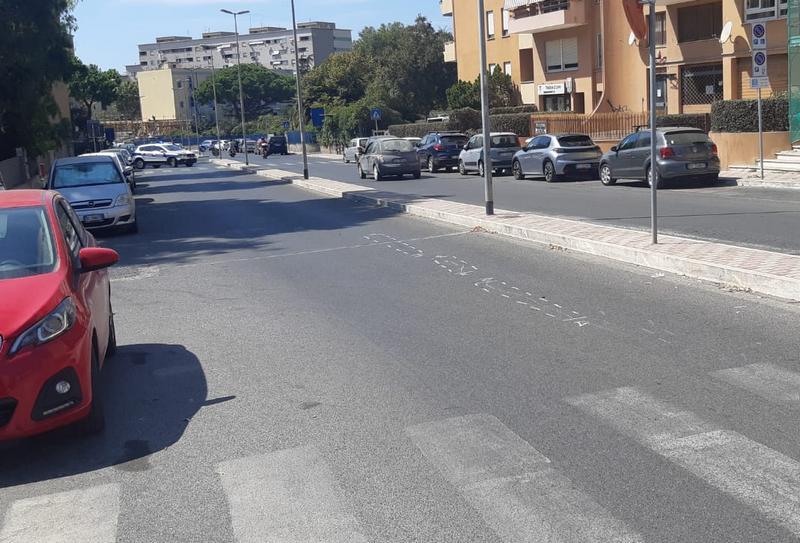 Incidente a viale Togliatti, l'ambulanza arriva in ritardo