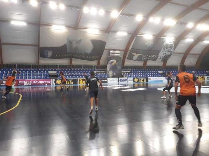 Calcio a 5, la Futsal Academy cede l'onore delle armi all'Italpol