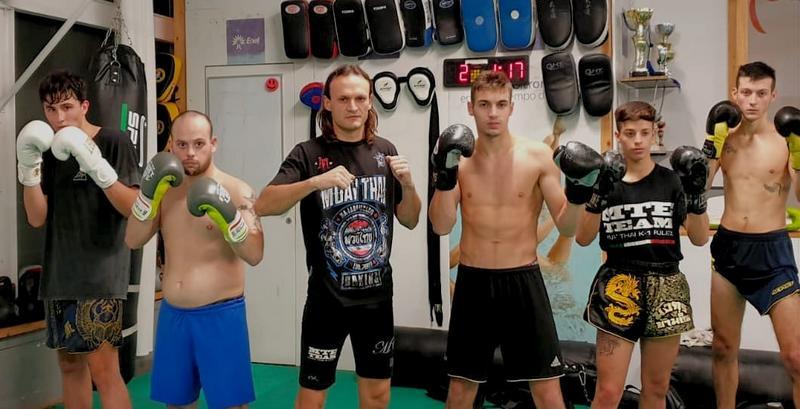 Kick Boxing, la Mte Team fa tripletta