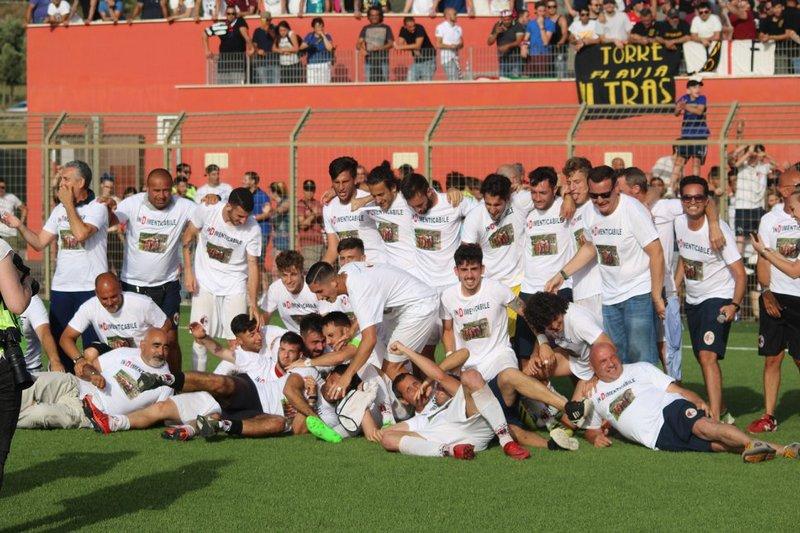 Calcio, Ladispoli: una promozione inDimenticabile
